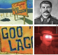 "Memes, Via, and Lagoon: Wblcome  To  G00 %  LAGOON  Go0  LAG <p>G o o l a g via /r/memes <a href=""https://ift.tt/2MtHM7C"">https://ift.tt/2MtHM7C</a></p>"