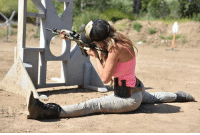 Guns, Memes, and Las Vegas: WCW The things that excite you are not random, they are connected to your purpose. Follow them ❤️ Follow your heart. trainhard 💪🏼 That @tacticaledgeusa warfighter rifle has completely stole my heart ❤️ Who's coming to Vegas in June for mickey's pistol class @carrytrainer 🙋🏼 I will be there reserve your spot now 🙌🏼 loyalty mindfulness him her warfighter train workout workhard wordporn guns gunsdaily jamievillamor AR15
