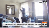 Memes, New Videos, and 🤖: WDAF  KANSAS CITY, MO  KERCOMEDY  TO  NEW VIDEO  COUPLEWATCHES BREAK-EN LIVE ON THER PHONES HLN  7:14AM MT Tony Baker as the useless Dog during a break in. TonyBakerVoiceovers