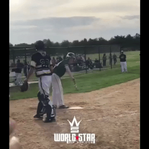 That's one way to intimidate the other team 😩😂 #WSHH (IG Andrewbo2 Michael.arlia) https://t.co/nd3Qa0sSj2: WDALG STAR  HLP HoP.COM That's one way to intimidate the other team 😩😂 #WSHH (IG Andrewbo2 Michael.arlia) https://t.co/nd3Qa0sSj2