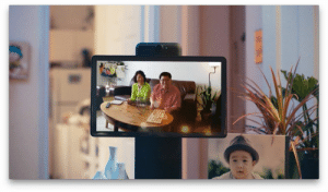 We're excited to introduce Portal from Facebook, designed to make you feel closer to family and friends. Watch as loved ones, separated by distance, try it for the first time.: We're excited to introduce Portal from Facebook, designed to make you feel closer to family and friends. Watch as loved ones, separated by distance, try it for the first time.