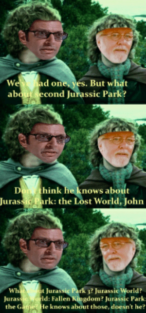 If Rex From Toy Story Was in Jurassic Park   Jurassic Park