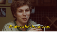 Http, Net, and Once: We almost held hands once. http://iglovequotes.net/