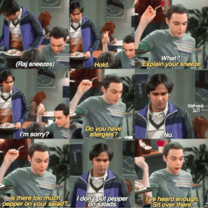 We are all Sheldon now: We are all Sheldon now