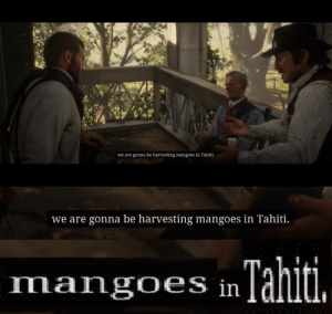 Target, Tumblr, and Blog: we are gonna be harvesting mangoes in Tahiti   we are gonna be harvesting mangoes in Tahiti.   Tahiti.  mangoes in impassive-machine:  Dutch van der Linde losing it  (1889, colorized)