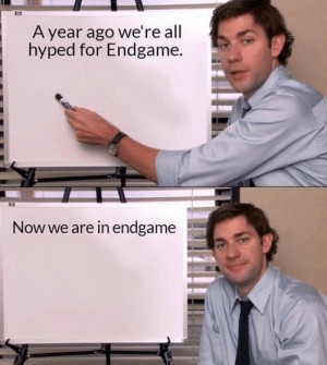 We are in the endgame now! by UncommonMrMe MORE MEMES: We are in the endgame now! by UncommonMrMe MORE MEMES