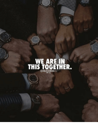 We are in this together! Family: WE ARE(IN  THIS TOGETHER.  OSUCCESSES We are in this together! Family