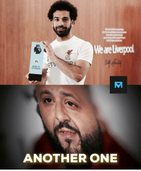 Another One, Memes, and Premier League: We are Liverpol  LFC.  125 YEARS  SPORTS  3ETV  Player of  the Season  TVA  ANOTHER ONE Salah wins the Premier League POTS award. He's now won 19 awards this season!