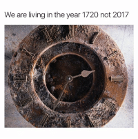 Memes, Period, and 2017: We are living in the year 1720 not 2017 According to the Phantom Time Hypothesis theory, the period between 614 ad and 911 ad didn't exist; the history normally attributed to that time is either a misinterpretation or a deliberate falsification of the evidence. If this were true, Charlemagne (reigned 768-814) never existed and the year 2017 is actually 1720 ad. the idea was created in 1990 by a man called Heribert Illig and has since been developed by other German historians as well as conspiracy theorists. Arguments in favor of the theory are : the apparent stagnation in the development of architecture, ceramics and thought as well as the lack of substantial documentary evidence – this is why the first part of this period is called the 'Dark Ages' - suggests this period simply didn't exist. there is very little archaeological evidence which can be reliably dated to this period; our account is based on a quite limited number of written sources (which could be faked or just wrong). the Pope introduced the new Gregorian calendar in 1582 to replace the Julian one, when it was 10 days out of sync. if the error had been building up since the introduction of the Julian calendar in 45 ad, it ought to have been 13 days out – so the intervening period must have been overstated by 300 years. mainstream historians have a simple explanation, though: the purpose of the change was to bring the calendar into line with the Council of Nicaea in 325 ad, not with 45 ad – which accounts for the discrepancy. architect, astronomer, educator, philologist, folklorist, lawmaker, statesman - the range of achievements credited to Charlemagne is so great that it implies he is a mythical figure. what do you think?⠀