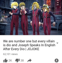 I'm the 2nd admin and I became a Thwomp from super mario 64: We are number one but every villain  is dio and Joseph Speaks In English  After Every Dio I JOJOKE  62,101 views I'm the 2nd admin and I became a Thwomp from super mario 64