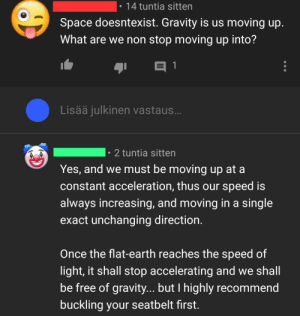 We are reaching levels of flat-earther nonsense that shouldn't be possible.: We are reaching levels of flat-earther nonsense that shouldn't be possible.