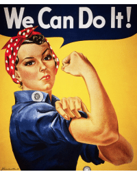 We Can DO It! Marketing guy here. If you followed us for more than a week... yall know how much we love our lifting ladies. I personally believe that the ladies are stronger than the guys. (Sorry if some of yall disagree but it's my belief and IG page 🤗) My father told me that without women, men would just kill each other in a testosterone matching battle... long story short, we appreciate you ladies. We appreciate your strength and badassery. We appreciate you for lifting and dealing with fuccery that comes from some negative idiots who dont appreciate strong ladies. (For those who will unfollow us for this post. Boi bai ✌)