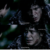 — [ 302 ] Bellamy worrying about his wife. 😭 this scene killed me tbh. He had this little voice crack when he was saying this and I was just like MY BABY 😩 ° Bellamy Blake deserves better ❤ - { the100 thehundred bellamyblake bobmorley clarkegriffin bellarke myedit edit}: We can  lose Clarke!  We can't lose her.  PROTECT BELLAMY — [ 302 ] Bellamy worrying about his wife. 😭 this scene killed me tbh. He had this little voice crack when he was saying this and I was just like MY BABY 😩 ° Bellamy Blake deserves better ❤ - { the100 thehundred bellamyblake bobmorley clarkegriffin bellarke myedit edit}