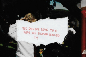 Th E: WE DEFINE LOVE TH E  WAY WE EXPERIENCED  1t