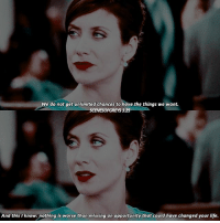 3.25 Yes Addison 👏🏼 greysanatomy addisonmontgomery katewalsh: We do not get unlimited chances to have the things we want.  SCENESOFGREYS 3.25  And this I know nothing is worse than missing an opportunity that could have changed your life. 3.25 Yes Addison 👏🏼 greysanatomy addisonmontgomery katewalsh
