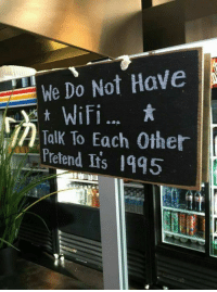 Doe, Memes, and Wifi: We Do Not Have  Y WiFi  Talk To Each Other  Frond Its 19q5 Does this resonate with you? (it does for me!)