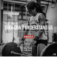They don't get it. . @doyoueven 👈🏼 20% OFF SALE (Use SNAP20) ✅ link in BIO: WE DO THIS BECAUSE IT MAKES US FEEL GOOD  GYMAHOLIC  GA They don't get it. . @doyoueven 👈🏼 20% OFF SALE (Use SNAP20) ✅ link in BIO