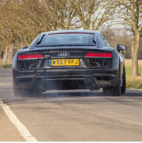 We drove the new Audi R8 RWS last week! It's the most engaging and playful R8 ever, and we're smitten. Head over to carthrottle.com for our full verdict 👊 . . carthrottle carmemes carsofinstagram carswithoutlimits instacars supercar carspotting supercarspotting racecar blacklist cargram carthrottle itswhitenoise amazingcars247 audir8 audir8v10: We drove the new Audi R8 RWS last week! It's the most engaging and playful R8 ever, and we're smitten. Head over to carthrottle.com for our full verdict 👊 . . carthrottle carmemes carsofinstagram carswithoutlimits instacars supercar carspotting supercarspotting racecar blacklist cargram carthrottle itswhitenoise amazingcars247 audir8 audir8v10