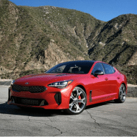 Memes, California, and Live: We drove the new Kia Stinger GT in California this week! Our full verdict is now live on carthrottle.com 👊 kia stingergt teamct roadtest v6