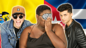 We had CNCO test out their skills to find out which Spanish accent is truly the sexiest!: We had CNCO test out their skills to find out which Spanish accent is truly the sexiest!