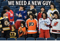 My first thought after the Jagr trade, This family just got bigger.: WE NEED A NEW GUY  HOCKEY TOLLS My first thought after the Jagr trade, This family just got bigger.