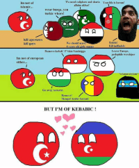 "Allahu Akbar, Girls, and Life: We need caliphate and sharia Your life is haram!  Im not of  allahu akbar!  islamic...  wear burqa, you  turkic whore!  kill apostates  Tekbir!  We should marry  kill gays  Kill indfindels  6 vears old girls vummv  Remove kebab! F ckin Sandnigga  Leave Europe,  pedophile worshiper  Im not of european  either...  ""selamun aleykum  Go away terrorist  Remove  Mongol Arabic bastard  BUT I'M OF KEBABIC Made by our Croatian fan - Marko Matić"