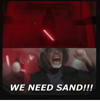Dope, Lmao, and Love: WE NEED SAND!!! Lmao I love people who go down to the first post, it's actually so dope, I have like the most random convos with people down there