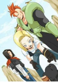 We need to see these 3 reunite in DB Super: We need to see these 3 reunite in DB Super