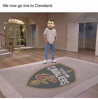 Be Like, Cbssports, and Cleveland: We now go live to Cleveland  @CBSSports #Cleveland be like.. 😩💀 https://t.co/QVZOb4CpgN