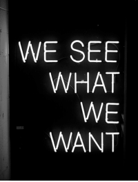 Http, Net, and What: WE SEE  WHAT  WE  WANT http://iglovequotes.net/