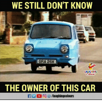 Indianpeoplefacebook, Car, and Gra: WE STILL DON'T KNOW  GRA 26K  LAUGHING  THE OWNER OF THIS CAR  f/laughingcolours
