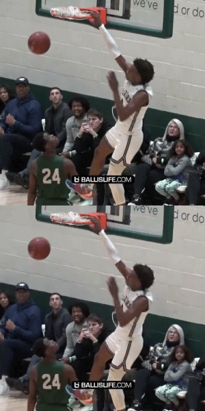 Bronny CRUSHES the one in front of the whole fam!!  @KingJames @ClassicAtDamien https://t.co/UTSAP0fiJc: we' ve  d or do  24  G BALLISLIFE.COM   we've  dor do  24  6 BALLISLIFE.COM Bronny CRUSHES the one in front of the whole fam!!  @KingJames @ClassicAtDamien https://t.co/UTSAP0fiJc
