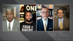 """""""We want to see change.""""  @BrianBanksFREE, @esglaude and @MichaelEDyson join @wyche89 to lay out next steps they'd like to see the NFL take. https://t.co/a9HdhVqTP3: """"We want to see change.""""  @BrianBanksFREE, @esglaude and @MichaelEDyson join @wyche89 to lay out next steps they'd like to see the NFL take. https://t.co/a9HdhVqTP3"""