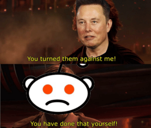 We were all rooting for you Elon!: We were all rooting for you Elon!