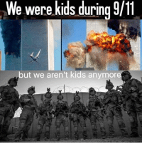 9/11: We were kids during 9/11  but we aren't kids anymore