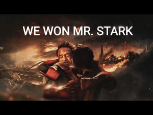The entirety of Puerto Rico at this very moment: WE WON MR. STARK The entirety of Puerto Rico at this very moment
