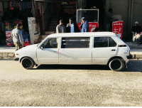 Meanwhile Limo spotted in Pakistan.. bcbaba: WEB  FON Meanwhile Limo spotted in Pakistan.. bcbaba