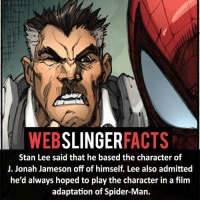 ▲▲ - Do you think Stan could play J.J?! - My other IG accounts @factsofflash @yourpoketrivia @facts_of_heroes ⠀⠀⠀⠀⠀⠀⠀⠀⠀⠀⠀⠀⠀⠀⠀⠀⠀⠀⠀⠀⠀⠀⠀⠀⠀⠀⠀⠀⠀⠀⠀⠀⠀⠀⠀⠀ ⠀⠀----------------------- spiderman peterparker tomholland marvelfacts spidermanfacts webslingerfacts venom carnage avengers xmen justiceleague marvel homecoming tobeymaguire andrewgarfield ironman spiderman2099 civilwar auntmay like gwenstacy maryjane deadpool miguelohara hobgoblin milesmorales like4like: WEBSLINGERFACTS  Stan Lee said that he based the character of  J. Jonah Jameson off of himself. Lee also admitted  he'd always hoped to play the character in a film  adaptation of Spider-Man. ▲▲ - Do you think Stan could play J.J?! - My other IG accounts @factsofflash @yourpoketrivia @facts_of_heroes ⠀⠀⠀⠀⠀⠀⠀⠀⠀⠀⠀⠀⠀⠀⠀⠀⠀⠀⠀⠀⠀⠀⠀⠀⠀⠀⠀⠀⠀⠀⠀⠀⠀⠀⠀⠀ ⠀⠀----------------------- spiderman peterparker tomholland marvelfacts spidermanfacts webslingerfacts venom carnage avengers xmen justiceleague marvel homecoming tobeymaguire andrewgarfield ironman spiderman2099 civilwar auntmay like gwenstacy maryjane deadpool miguelohara hobgoblin milesmorales like4like