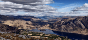 Wee walk from the back of my house in Glenfinnan, West Coast of Scottish Highlands today.: Wee walk from the back of my house in Glenfinnan, West Coast of Scottish Highlands today.