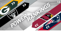 Memes, Nfl, and Patriotic: Week 2 NFL Power Rankings (via @HarrisonNFL):  1. @packers 2. @Chiefs 3. @Patriots 4. @RAIDERS 5-32: https://t.co/h50hXmk7GV https://t.co/Gj5nHiu3nI