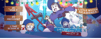 Week 9: Little Witch Academia   Special thanks to Tagwall Deluxe for the awesome, winter theme timeline cover!  Winter 2017 Anime Voting Link: https://goo.gl/aJmpdx: WEEK 9  #2  PREVIOUSLY  1 TIME.  RANK  ACAD  LA Week 9: Little Witch Academia   Special thanks to Tagwall Deluxe for the awesome, winter theme timeline cover!  Winter 2017 Anime Voting Link: https://goo.gl/aJmpdx