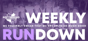 "Emma Watson, Facebook, and Memes: WEEKLY  RUNDOWN  WE SOLEMNLY S WEAR THAT WE ARE UPTO SO MUCH GOOD 🏃‍♀️PHRC Weekly RUNdown!🏃🏻‍♂️  It's everything that's going on in the castle, whether or not your social media feed remembered to tell you!  ➡️ The Pensieve 10k is doing AMAZING right now, but we need everyone's help to pull together and make this a sold-out event for Music & Memory! We're over halfway to our goal, and this weekend will mark the halfway point in the event...don't let up on the gas! http://tinyurl.com/pensieve10k  ➡️ We got to wish quite a few double-double birthdays, to Emma Watson, Emma Thompson, David Bradley, and David Tennant!  ➡️ You wanted them, we got them! PHRC performance ""Headsweats"" visors are now available in Horizont Alley! https://tinyurl.com/phrc-visors   ➡️ With all the thousands of miles going logged, and hundreds of registrations pouring in every day since the Pensieve 10k launched, the House Cup standings are on the move! See what the hourglass meters currently hold for YOUR house! https://tinyurl.com/phrc-house-cup-apr-14   Make sure you have notifications on for this page (Facebook DOES like to tinker with them from time to time without warning you), so you never miss these #SoMuchGood happenings!"