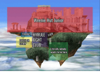 """Smashing, Http, and Smash Bros: Weenie Hut Junior  freedom HYRULE  FIGHT  DEATHOR  Literally nobody  wants to be here <p>smash bros resurgence, buy while its low via /r/MemeEconomy <a href=""""http://ift.tt/2yelHW0"""">http://ift.tt/2yelHW0</a></p>"""