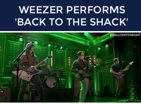 "Love, Target, and Tumblr: WEEZER PERFORMS  BACK TO THE SHACK'   FALLONTONIGHT <p><a class=""tumblr_blog"" href=""http://gloriousandcool.tumblr.com/post/92766669424/fallontonight-weezer-back-to-the"" target=""_blank"">gloriousandcool</a>:</p> <blockquote> <p><a class=""tumblr_blog"" href=""http://fallontonight.tumblr.com/post/92721232242/weezer-back-to-the-shack-weezer-performs-back"" target=""_blank"">fallontonight</a>:</p> <blockquote> <p class=""p1""><a href=""http://www.nbc.com/the-tonight-show/segments/8991"" target=""_blank""><strong>Weezer: Back to the Shack</strong></a></p> <p class=""p1"">Weezer performs ""Back to the Shack"" for The Tonight Show audience!</p> </blockquote> <p>love</p> </blockquote> <p>Such a great performance! If you need a jam to get you ready for the week, look no further than<a href=""http://www.nbc.com/the-tonight-show/segments/8991"" target=""_blank""> Weezer&rsquo;s performance of &lsquo;Back to the Shack&rsquo;!</a> </p>"