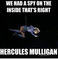 Search hercules mulligan Memes on ME ME
