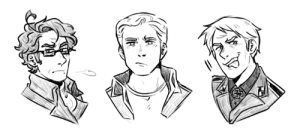 weimarauder:  My followers can have a little GAP trio, as a treat.: weimarauder:  My followers can have a little GAP trio, as a treat.