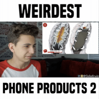 link to full version in my bio 🔥 • follow me @gabeerwin for more • 👇🏻 TAG A FRIEND 👇🏻: WEIRDEST  50P00 PHONE  MIVIENNE  f O@Gabe Erwin  PHONE PRODUCTS 2 link to full version in my bio 🔥 • follow me @gabeerwin for more • 👇🏻 TAG A FRIEND 👇🏻