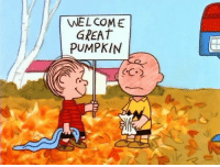 For more awesome holiday and fun pictures go to... www.snowflakescottage.com: WELCOME  GREAT  PUMPKIN For more awesome holiday and fun pictures go to... www.snowflakescottage.com