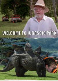 Jurassic Park: WELCOME