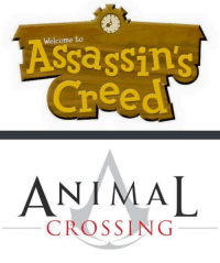 Animal, Animal Crossing, and  Welcome: Welcome to  ANIMAL  CROSSING